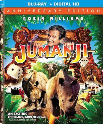 Jumanji 1995 Dual Audio Hindi 480p