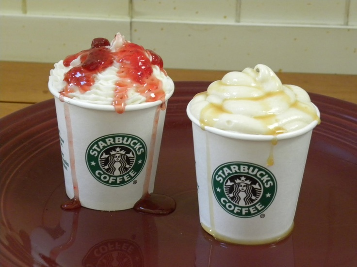 Birthday Party Blog: Adorable Coffee Shop Cupcakes