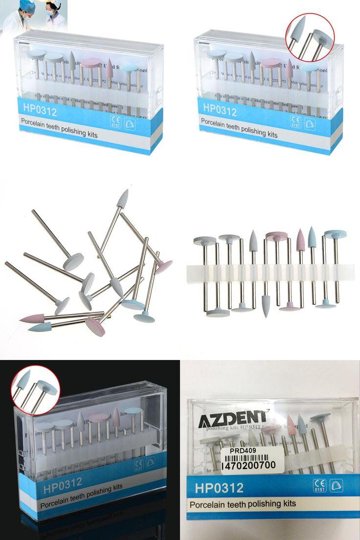 [Visit to Buy] HP0312 Porcelain Teeth Polishing Kit Used for Dental Low-Speed Handpiece Teeth Whitening Oral Hygiene #Advertisement