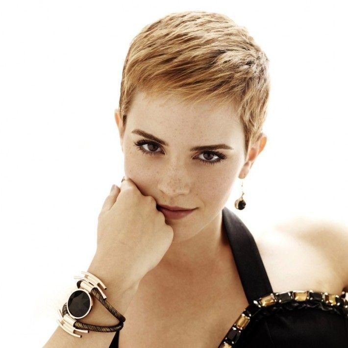 Emma Watson fryzura