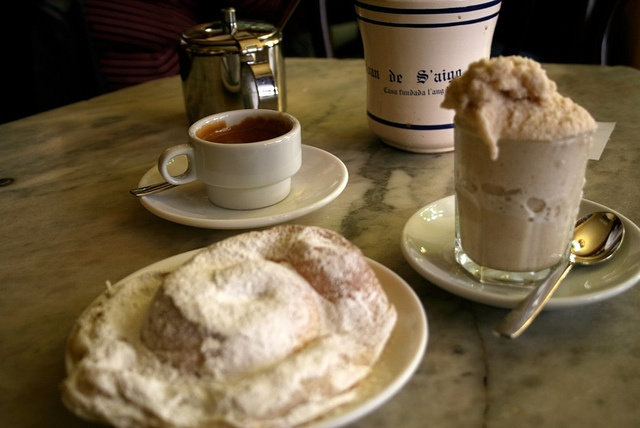 One of Mallorcan's most authentic and traditional cafes - Can Joan de s'Aigo. Feels like stepping back in time. Try their freshly baked ensaïmada or light as a feather cuarto.