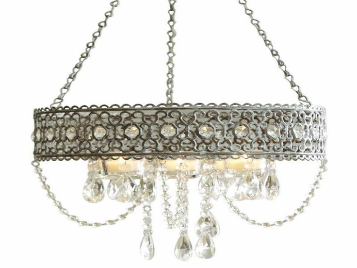 Best 25 hanging candle chandelier ideas on pinterest Hanging candle chandelier non electric