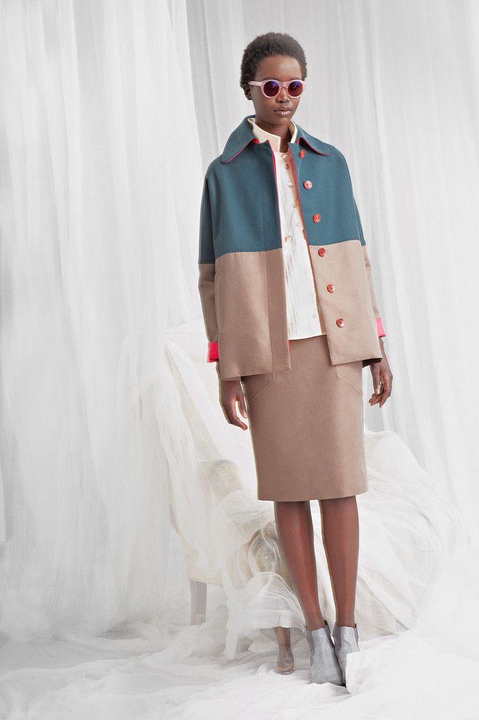 blackfashionstars:  Akuol De Mabior for Feral Childe Fall 2014  BGKI - the #1 website to view fashionable & stylish black girls
