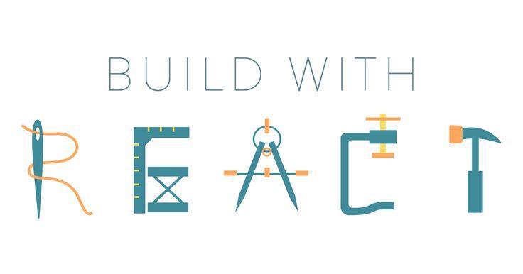 Build with React JS. Tutorials