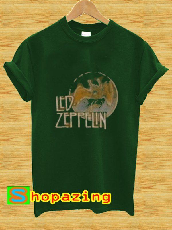 65ad8762 Led Zeppelin T-Shirt in 2019 | T-Shirt | Led zeppelin t shirt ...