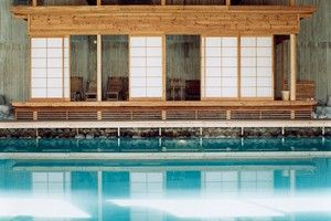 Japanese spa in Stockholm Sweden. www.yasuragi.se