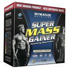 Super Mass Gainer 12 lbs (5443g) - Dymatize - Gainer, Ganador de peso