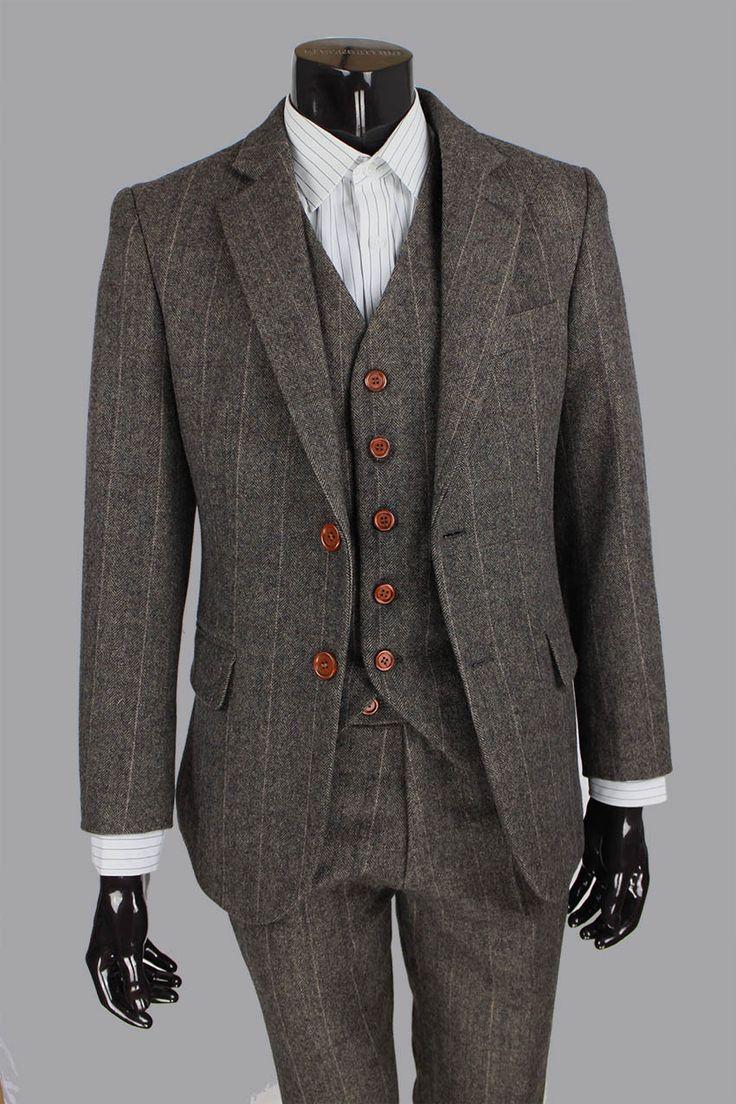 Vintage Gray, bottons