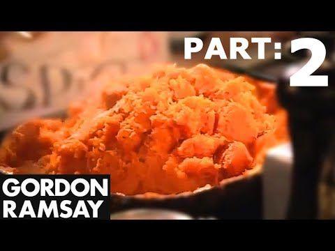 ▶ Roast Pumpkin Soup (Part 2) - Gordon Ramsay - YouTube