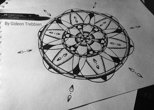 Petals  Design by Gideon Trebbien
