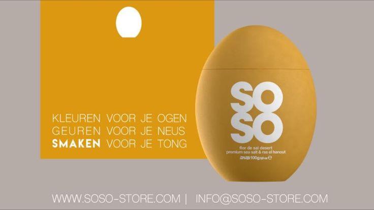 Flor de Sal #SosoFactory eenvoudig online bestellen www.sos-store.com