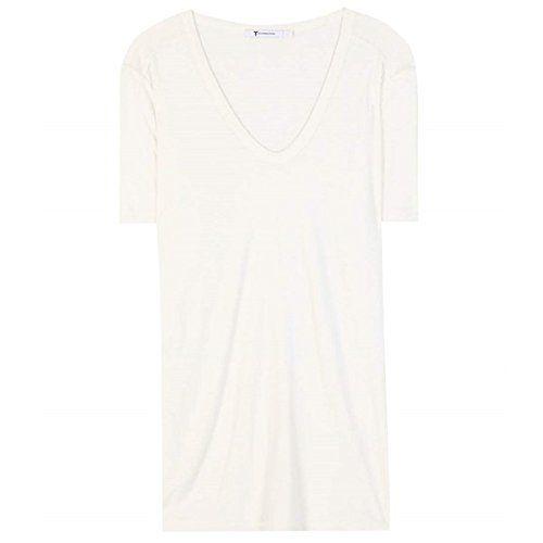 (ティーバイ アレキサンダーワン) T by Alexander Wang レディース トップス Tシャツ Slub Classic jersey T-shirt 並行輸入品  新品【取り寄せ商品のため、お届けまでに2週間前後かかります。】 商品番号:hb4-p00144001 詳細は http://brand-tsuhan.com/product/%e3%83%86%e3%82%a3%e3%83%bc%e3%83%90%e3%82%a4-%e3%82%a2%e3%83%ac%e3%82%ad%e3%82%b5%e3%83%b3%e3%83%80%e3%83%bc%e3%83%af%e3%83%b3-t-by-alexander-wang-%e3%83%ac%e3%83%87%e3%82%a3%e3%83%bc%e3%82%b9-10/