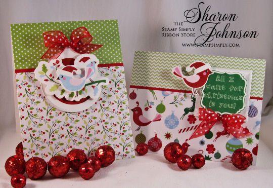 » Santa's List Christmas Collection by Kaisercraft