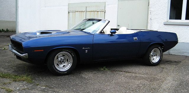 1970 Plymouth Barracuda 340 S
