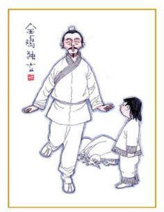 FBZ — Статья 5 — Упражнение «Золотой петух стоит на одной ноге» — простой способ предупредить серьезные недуги - Секреты Китайской Медицины
