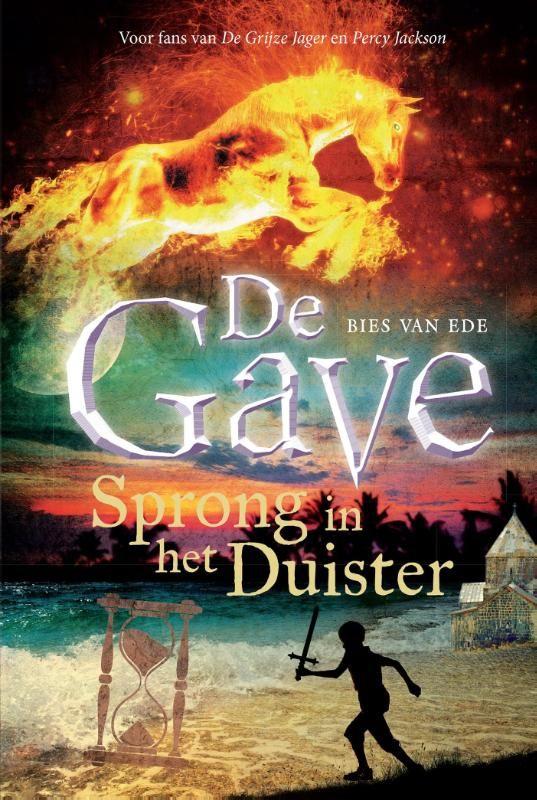 Sprong in het duister (Boek) door Bies van Ede | Literatuurplein.nl
