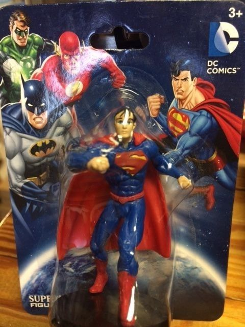 DC Collectibles SUPERMAN Action Figure NEW IN PACK #DC