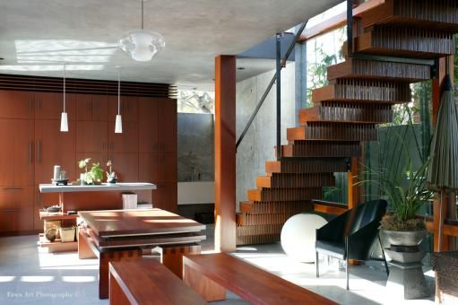 Californication House by David Hertz FAIA and The Studio of Environmental Architecture