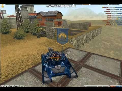 Tanki online 1 100  Viking + Ricochet