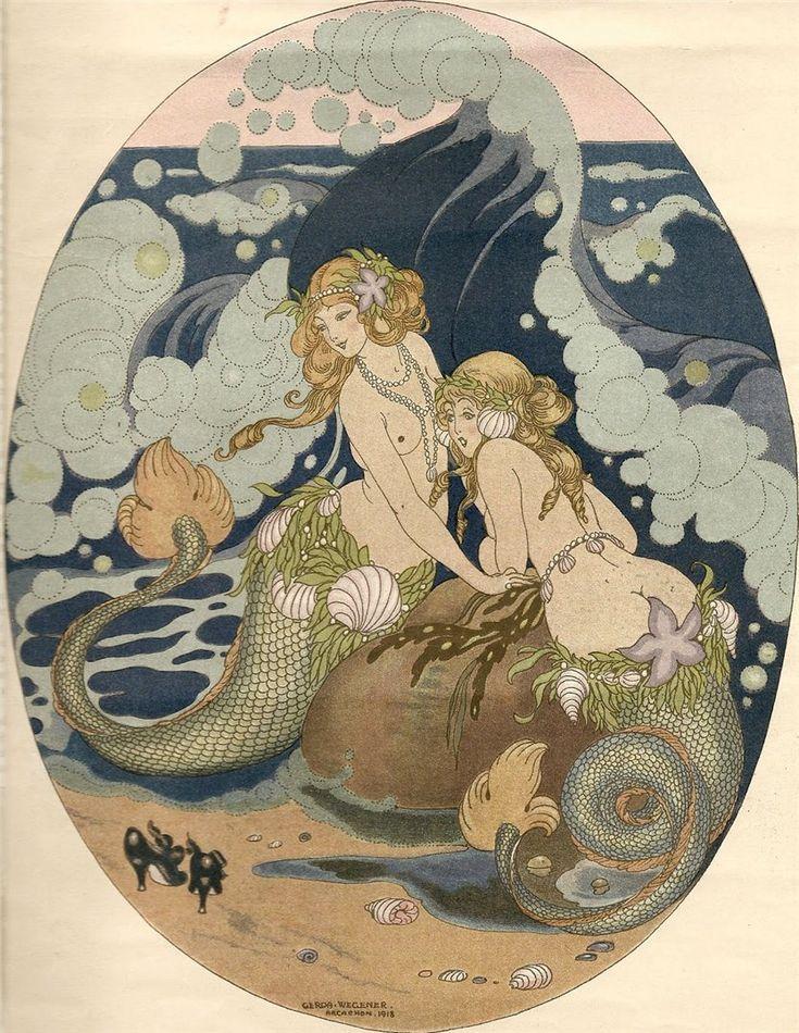 Gerda Wagener illustrations prints