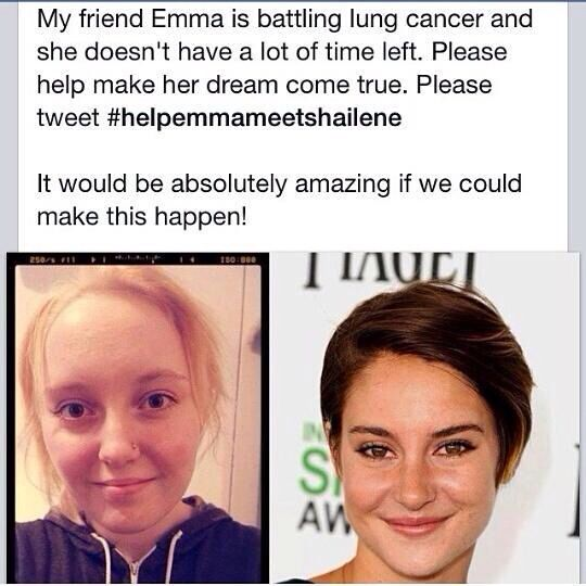 PLEASE REPOST #helpemmameetshailene