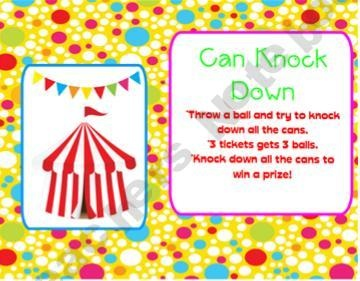 emhaywood Shop - carnival-games-signs | Teachers Notebook