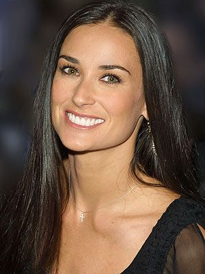 Demi Guynes Kutcher ( /dəˈmiː/ də-mee; born November 11, 1962),[n 1] known professionally as Demi Moore, is an American actress. After minor roles in film and a role in the soap opera General Hospital, Moore established her career in films such as St. Elmo's Fire (1985), and in the early 1990s, became one of the highest paid actresses in Hollywood with her successes in Ghost (1990), A Few Good Men (1992), Indecent Proposal (1993), and Disclosure (1994).