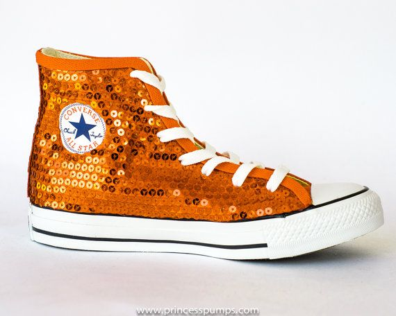 Orange Sequins?