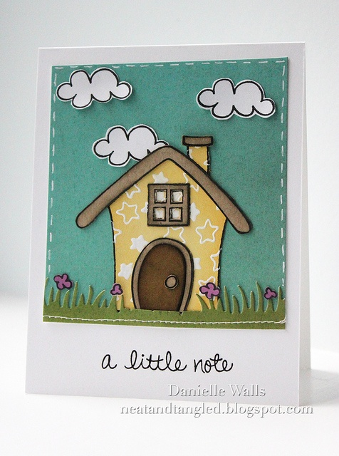 Sweet Home by Danielle Walls