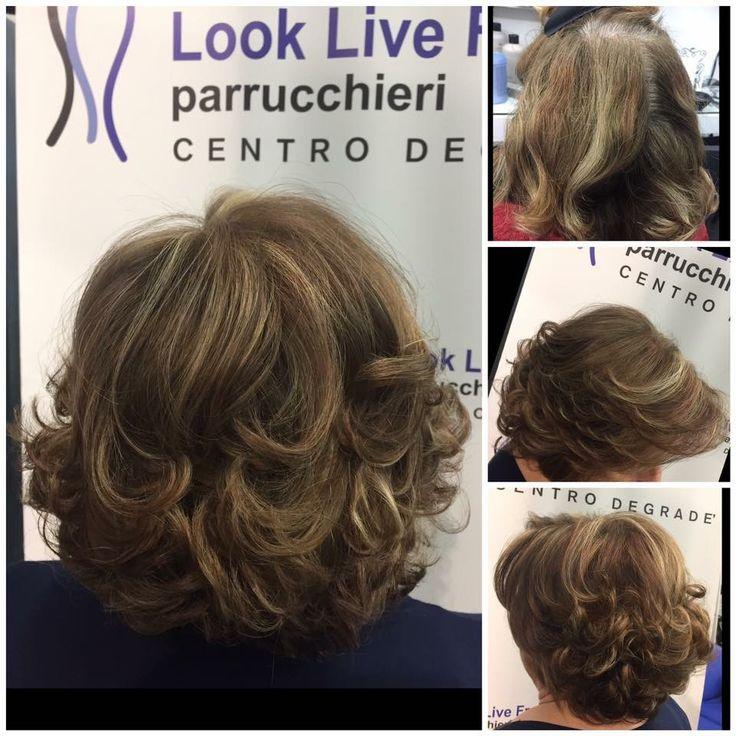 Degradè personalizzato targato Look Live! #haircolor #hairstyle #wella #degradè #hairfashion #haircut #looklivefrancaparrucchieri #centrodegradè #davines #sustenaiblebeautypartner #bcorp #viadeimirti29 #ragusa