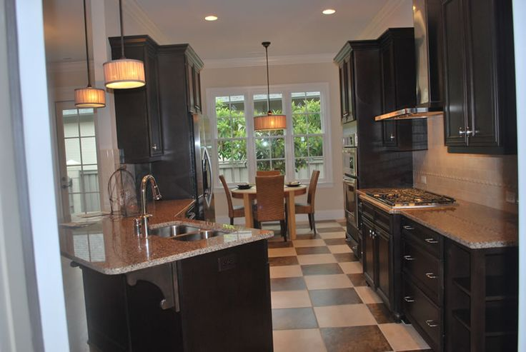 black galley kitchen 25 best ideas about galley kitchen redo on 1681