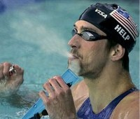 Michael Phelps Smoked a Blunt on South Beach with Young Jeezy, According to Channing Crowder - Riptide 2.0