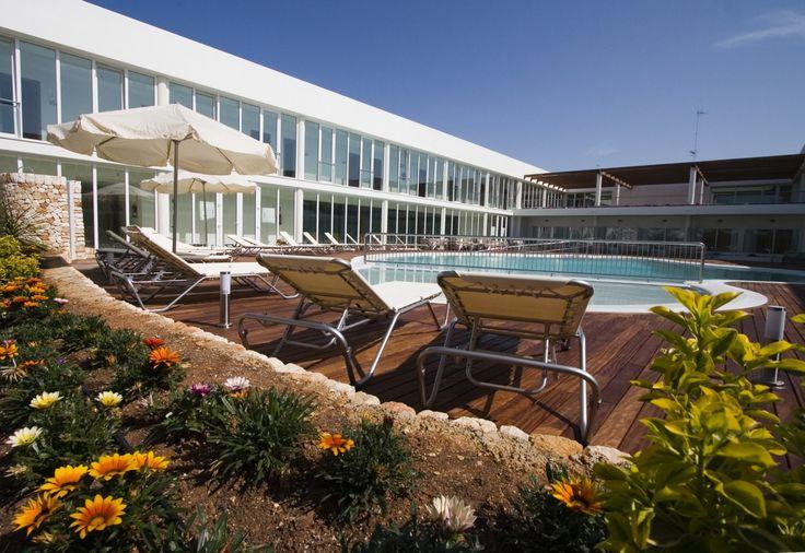 Hoteles con encanto en Ciutadella, Menorca. Hotel Port Ciutadella.