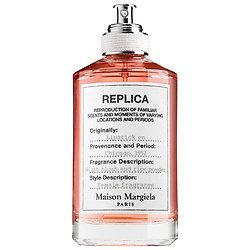 Shop Lipstick On by Maison Martin Margiela at Sephora. This fragrance contains notes of powdery iris, sensual galbanum, vanilla, and tonka bean.
