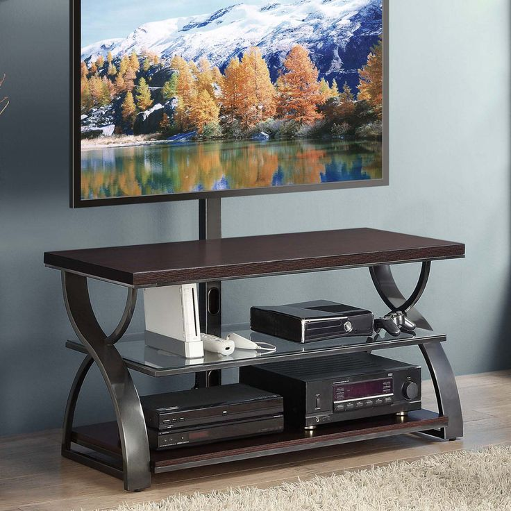 Whalen Calico 54 in. TV Stand - XLXEC54-CC