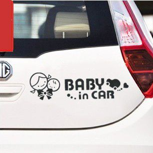 Best Baby In Car Images On Pinterest Bumper Stickers For Cars - Personalized car stickers and decals