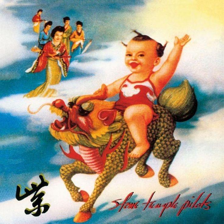 Stone Temple Pilots - Purple Vinyl LP