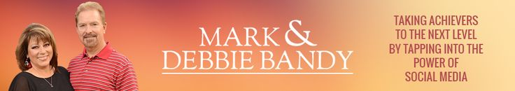 Debbie Bandy - Owner - Mark & Debbie Bandy, LLC. ~ We have designed our life of success and want to show you that the same is possible for you! With over 25 years experience as successful entrepreneurs we have a passion to lead people to become successful through our New Disruptive Business Model. www.markdebbiebandy.com