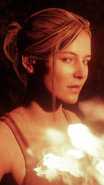 Elena Fisher - Uncharted4 #Uncharted4