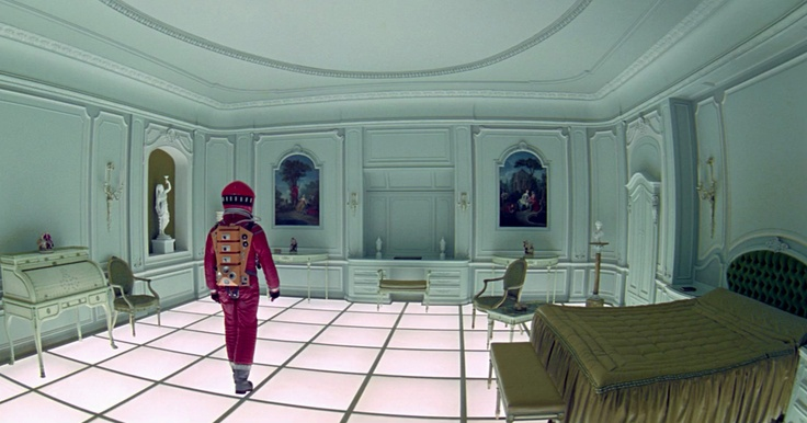 2001 Space Odyssey.  Epic.