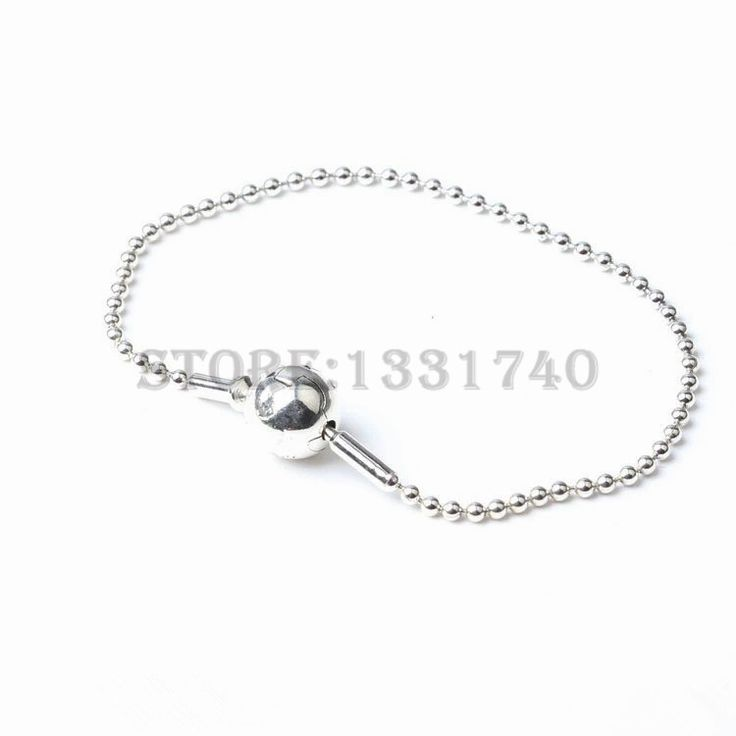 Original 925 Sterling Silver Small Hole Beads Charm Bracelets Fits European Pandora Essence Charms Bracelet DIY Fashion Jewelry