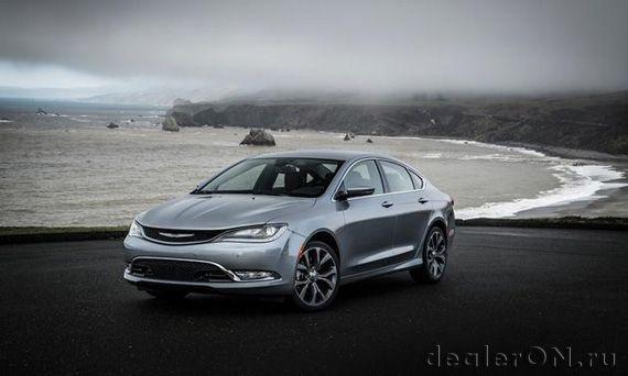 Седан Крайслер 200 2015 / Chrysler 200 2015