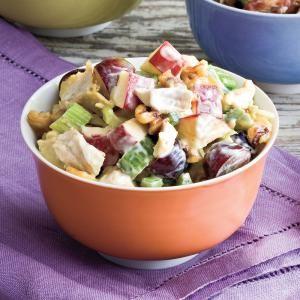 Waldorf Chicken Salad | MyRecipes.com