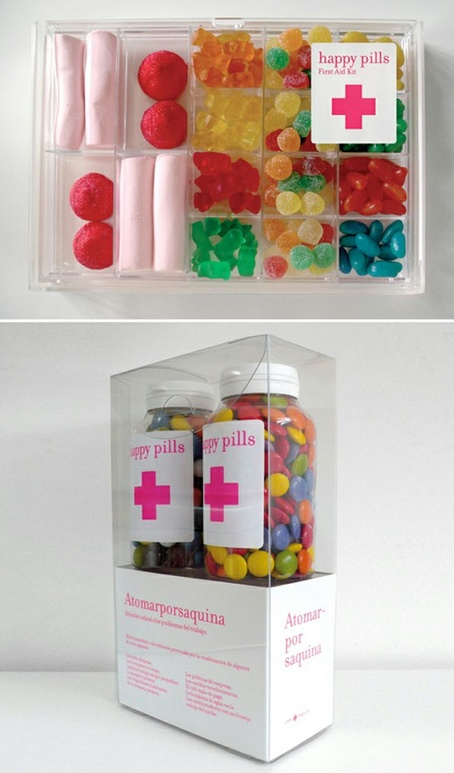 Let me offer you some of my happy pills so I don't have to hear anymore of your problems. #yummy#candy