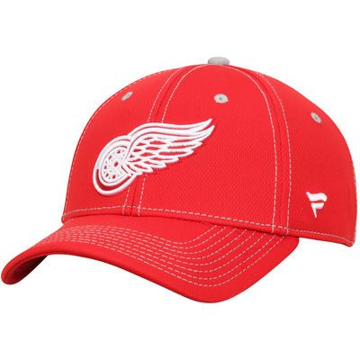 Detroit Red Wings Amplify Adjustable Hat - Red