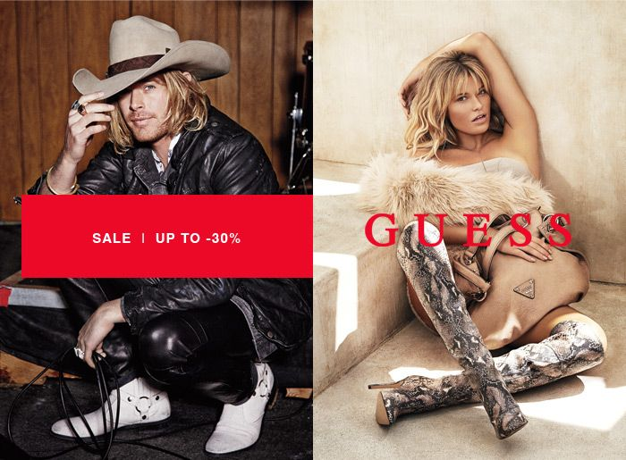 Guess Sale up to -30% #jeansstore #online #store #sale #guess