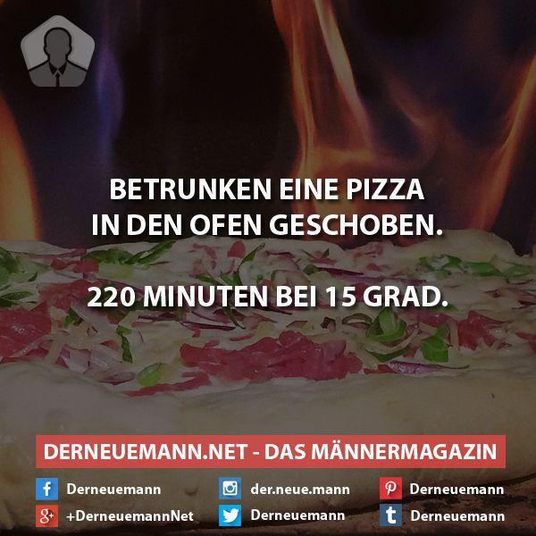 Betrunken & Pizza #derneuemann #humor #lustig #spaß