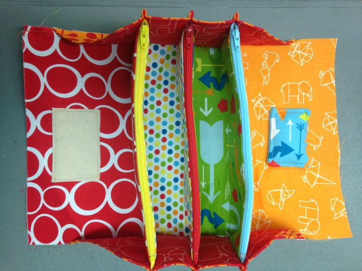 THE QUILT BARN: My Sew Along Bag Day 5