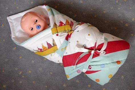 zuzkasim: Zavinovačka pro miminko - fotonávod