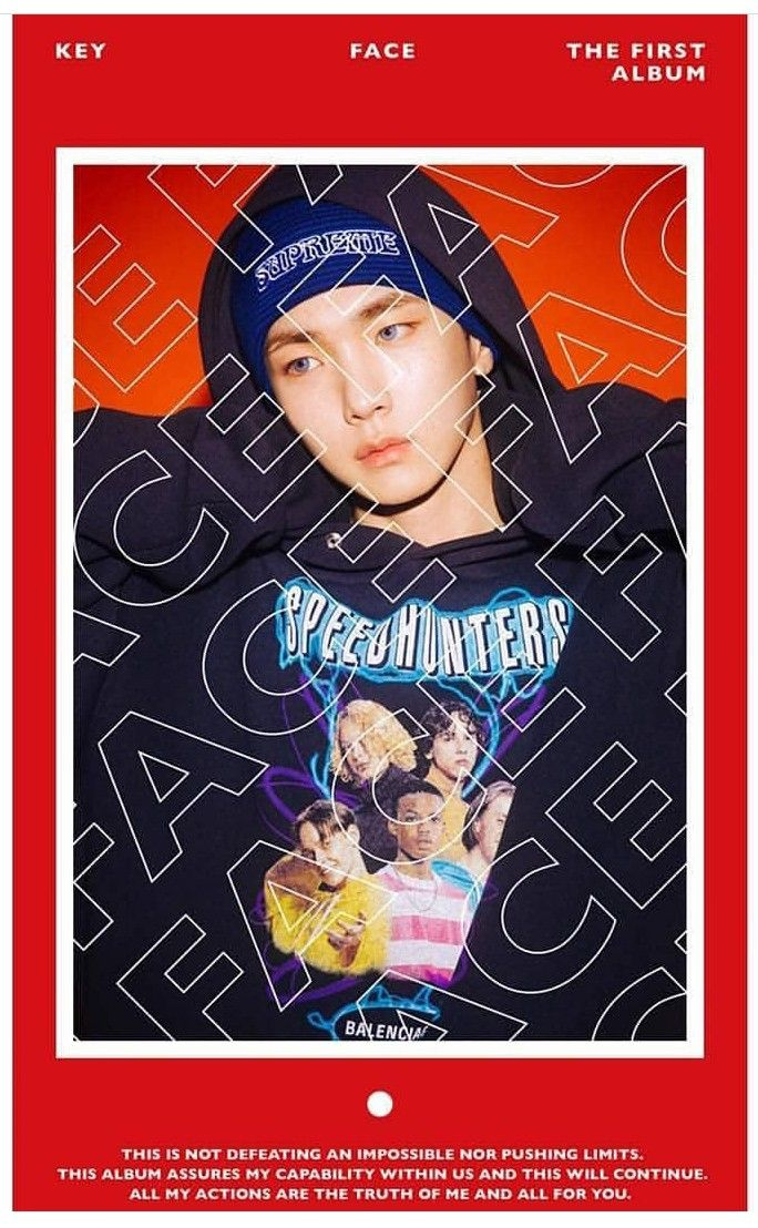 KEY💎FACE First Solo Album November 26, 2018 | SHINEE ❤ in 2019